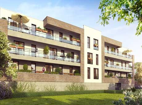 ivoire appartement neuf pas de calais le blan promotion. Black Bedroom Furniture Sets. Home Design Ideas
