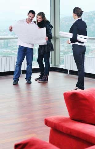 vente d 39 appartement sur plan le blan promotion. Black Bedroom Furniture Sets. Home Design Ideas